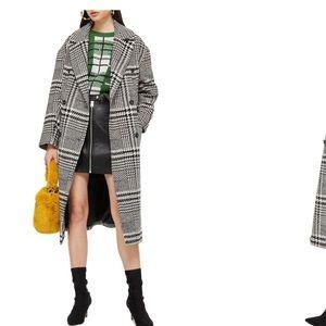 Topshop Kim coat